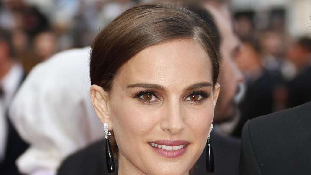 Natalie Portman 2015 in Cannes.