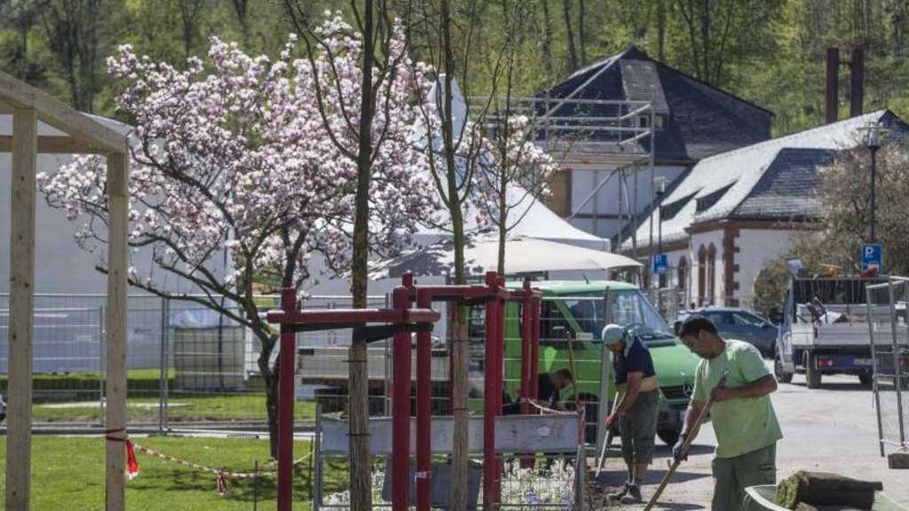 Landesgartenschau In Bad Schwalbach Eröffnet Hessen