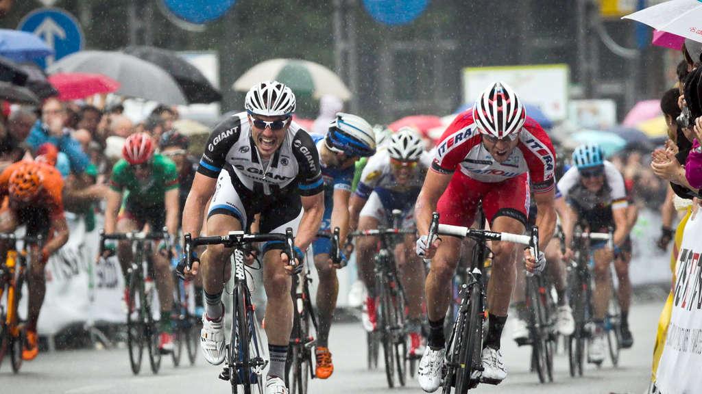 Radrennen Frankfurt 1 Mai