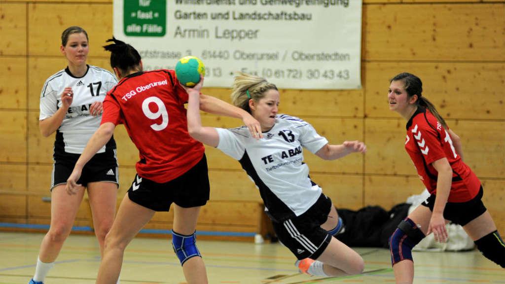 HSG Anspach/Usingen im Landesliga-Anflug | Regionalsport