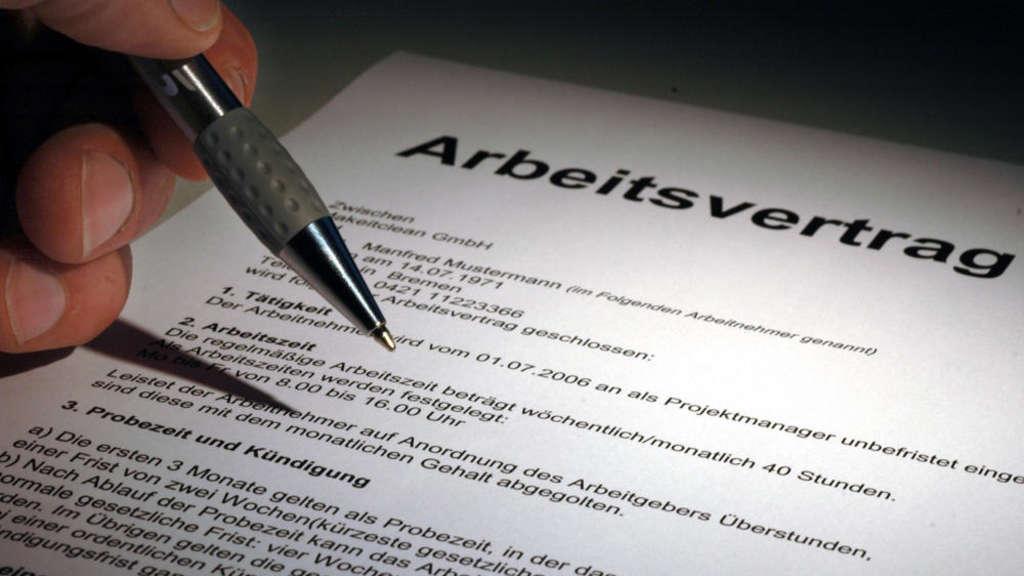 Ein Arbeitsrechtler Klärt Auf über Befristete Verträge Und Den Fall