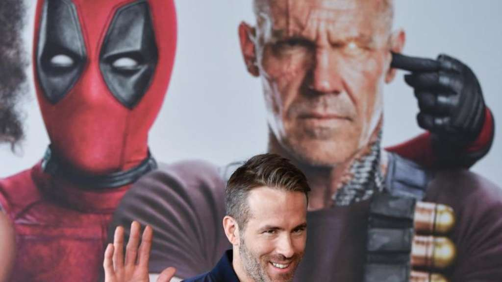 """Deadpool 2"" dominiert Kinocharts in Nordamerika"