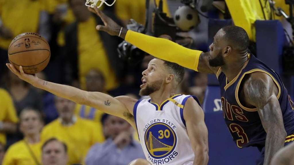 James gegen Curry: Superstars im Fokus der NBA-Finals