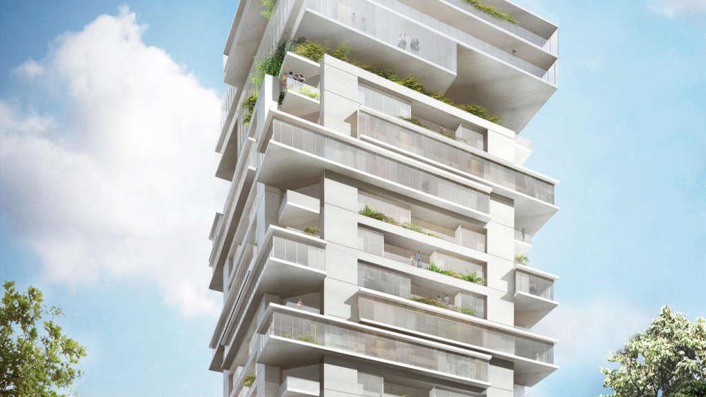 Im Quartier Rund Um Die Gutleutstraße Entstehen 500 Neue Wohnungen