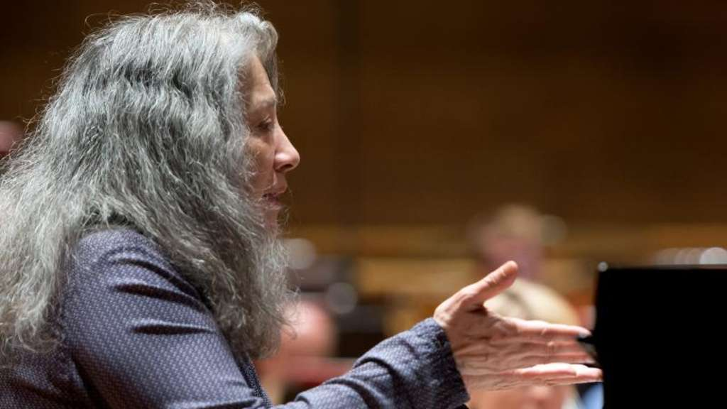 Martha Argerich 2013 in der Berliner Philharmonie.