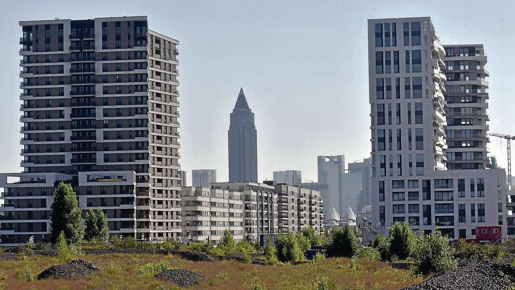 So Explodieren Die Wohnungspreise In Frankfurt Frankfurt