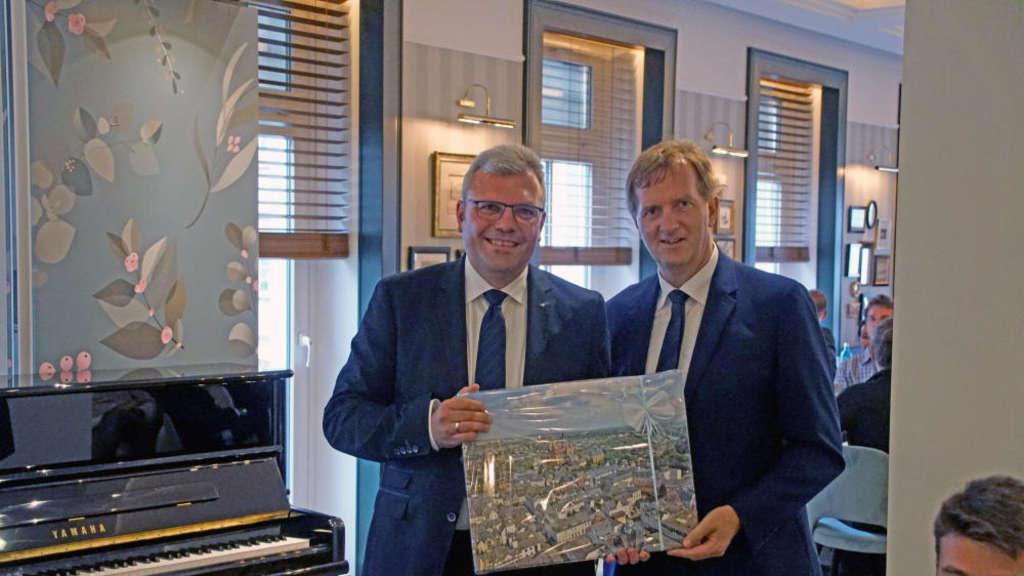 Das Restaurant Im Dom Hotel Erstrahlt Im Neuen Glanz Limburg