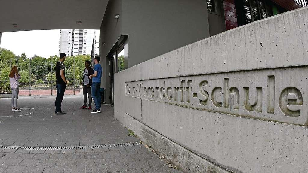 Das Lange Warten Auf Die Oberstufe An Der Mierendorff Schule Region