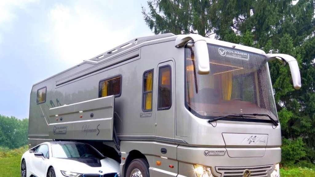 Wohnwagen Mit Etagenbett Xxl : Neue reisemobile und wohnwagen auf dem caravan salon ratgeber