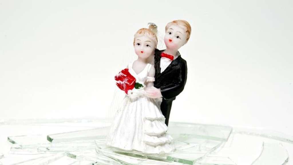 Getrennte, aber nicht geschieden