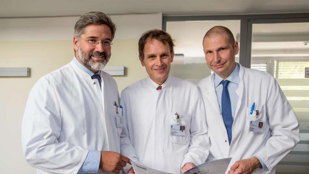 100% Zufriedenheitsgarantie fantastische Einsparungen abwechslungsreiche neueste Designs Neues Trio im Markus-Krankenhaus | Frankfurt