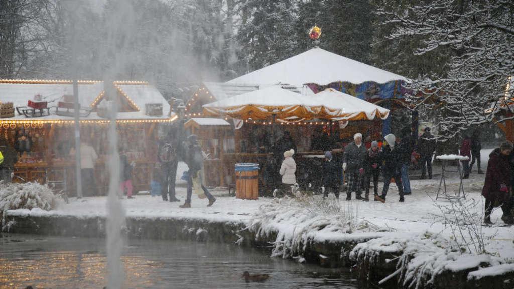 Weihnachtsmarkt I.Dem Weihnachtsmarkt I Verna Park Könnte 2019 Das Aus Drohen