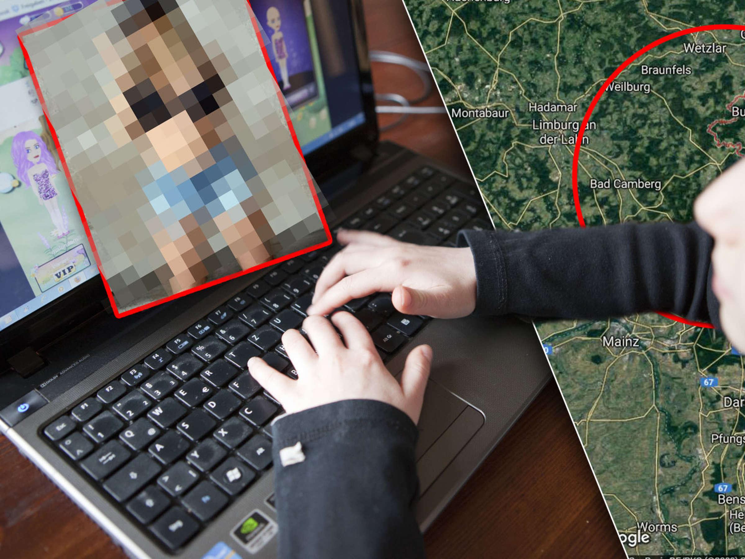 Nackt mädchen 13 jähriges komplett Iraker vergewaltigt
