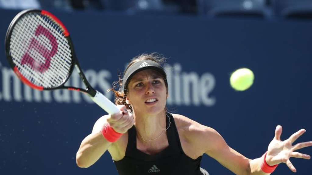 Andrea Petkovic verpasste in China das Finale.