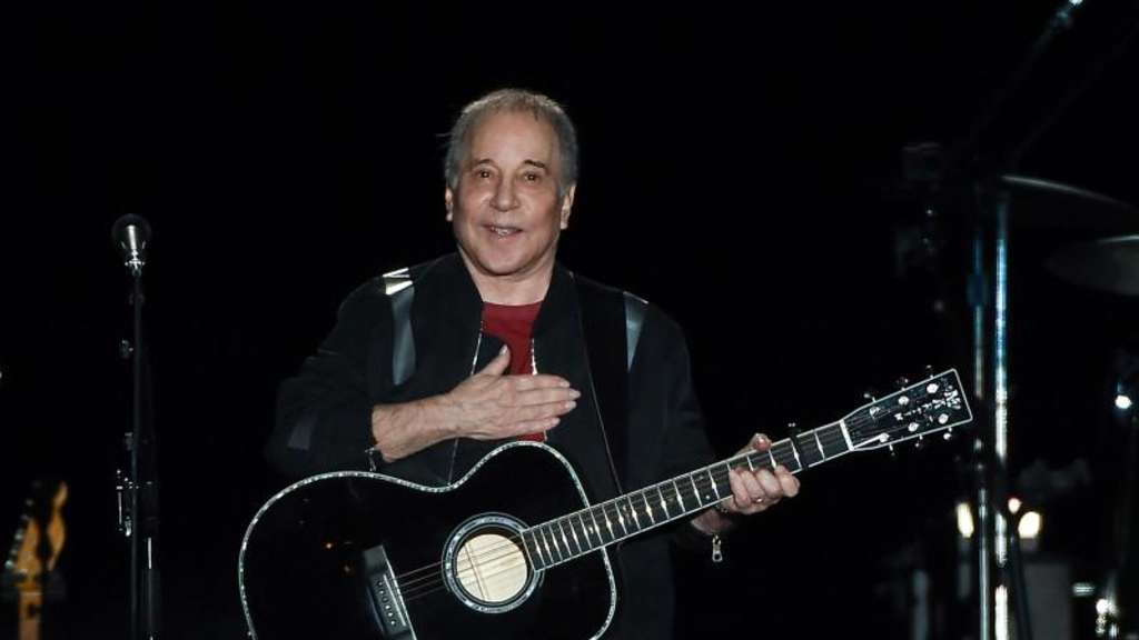 """Still Crazy After All These Years"": Paul Simon gibt sein letztes Konzert."