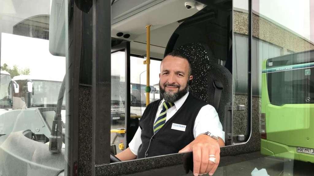 Es Gibt Viel Zu Wenig Busfahrer In Limburg Limburg Weilburg