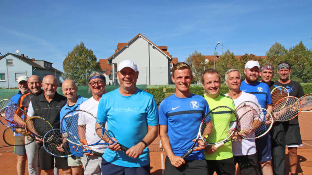 David gegen Goliath beim Friendship Open