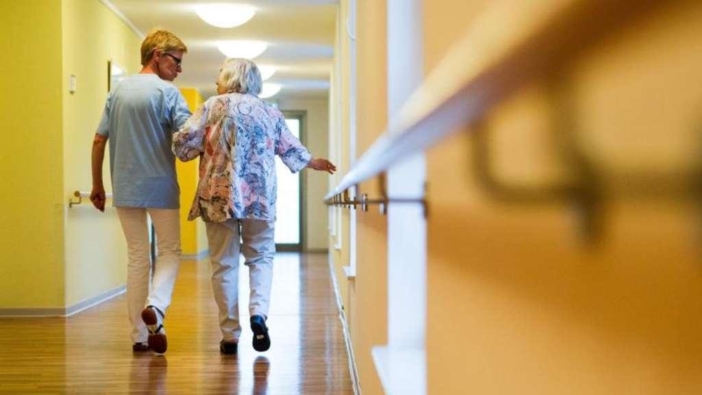 Bgh Macht Pflegeheim Bewohnern Einrichtungswechsel Leichter Ratgeber