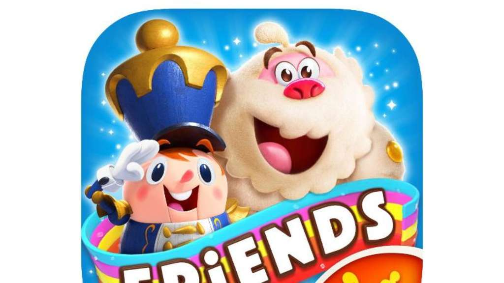 "Neuer Spitzenreiter in den Game-Charts: das Puzzlespiel ""Candy Crush Friends Saga""."