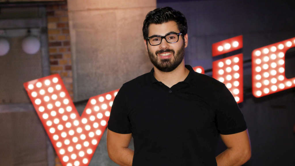 "Der Student Cem Kücük begeistert bei ""The Voice of Germany"""
