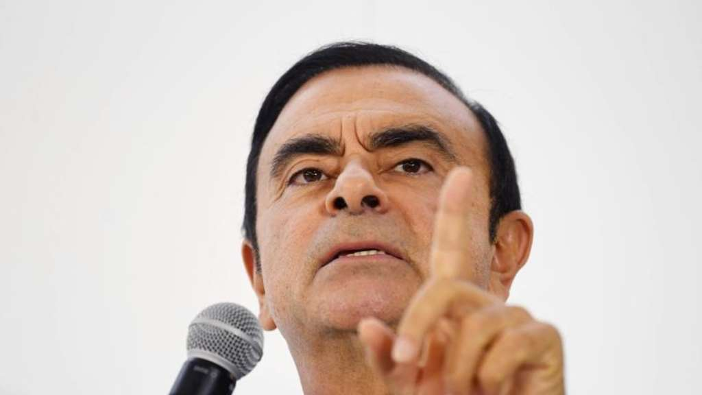 Ghosn in Haft: Finanzaffäre um Renault-Nissan-Chef