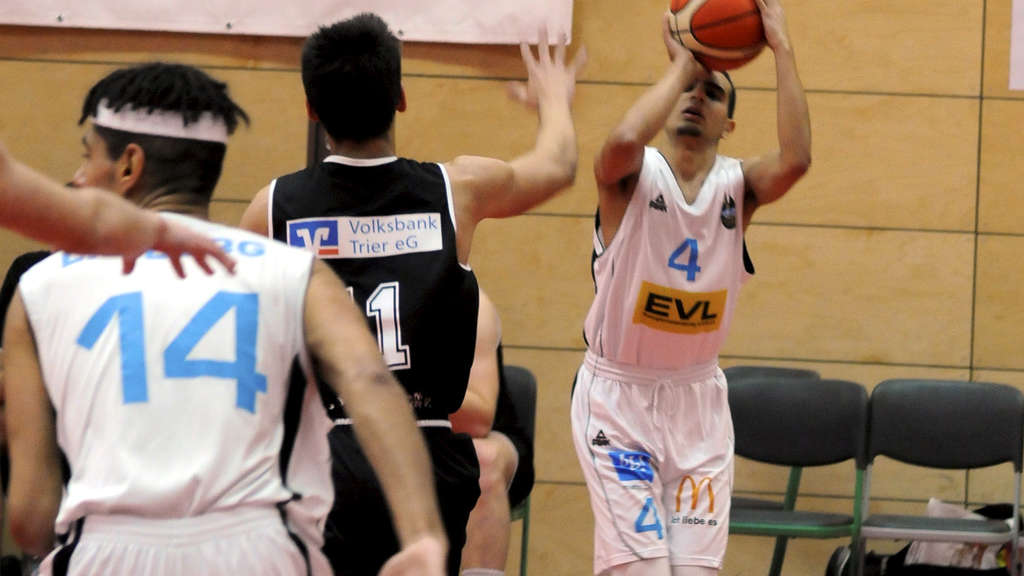 Baskets Limburg gewinnen Duell in Montabaur dank Kellon Thomas