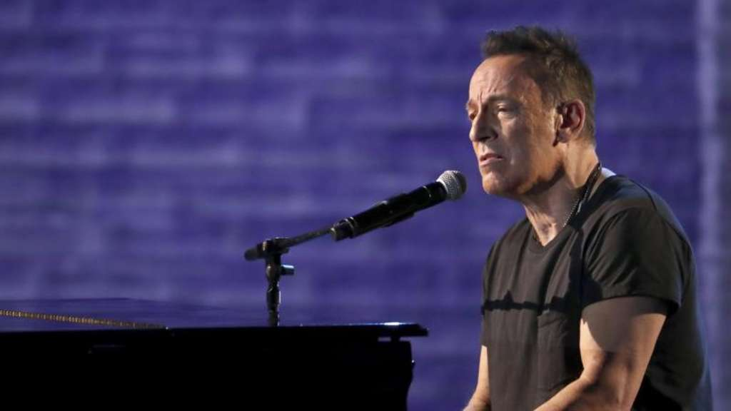 Bruce Springsteen, der Broadway-Star