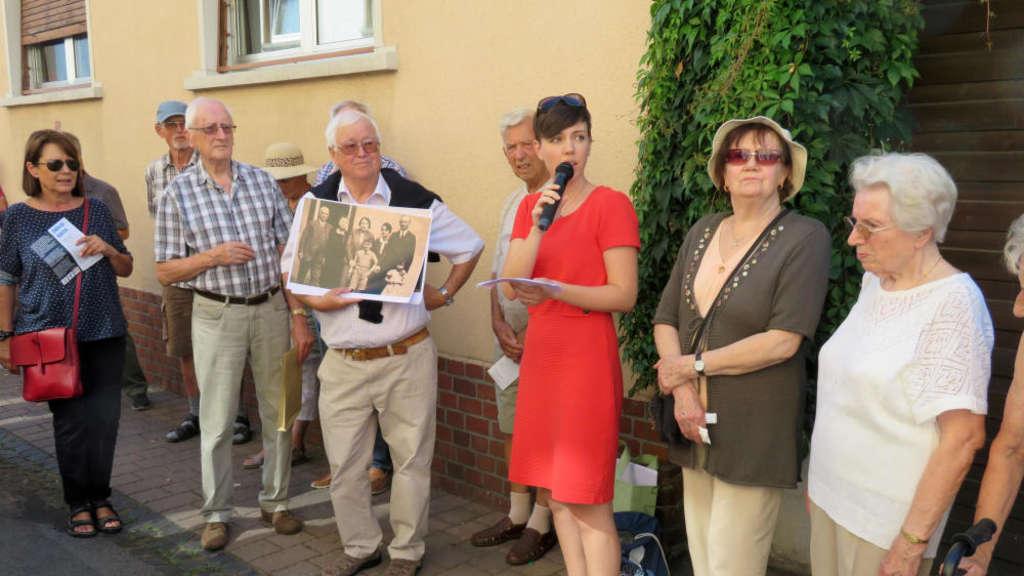 Ehemalige Erste Stadtrat Hans Jürgen Vorndran Leistet