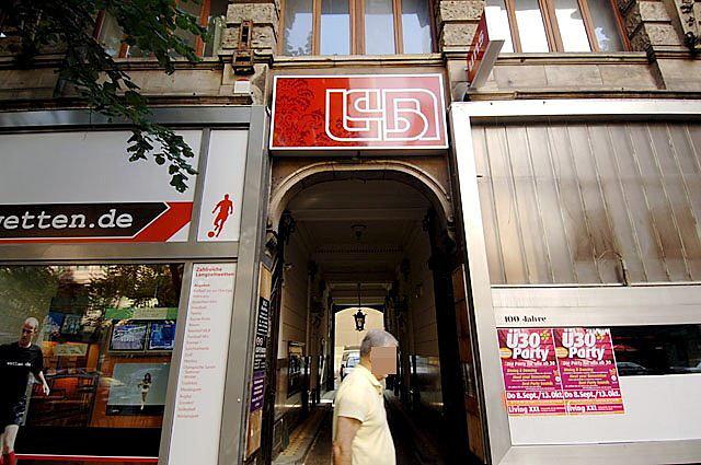 Frankfurthessen Neuer Club La Louve Eröffnet In Den Räumen Des