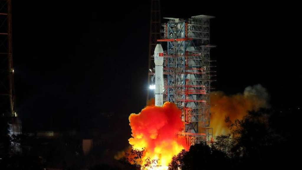 "China bereitet Landung von Mondsonde ""Chang&#39e 4"" vor"