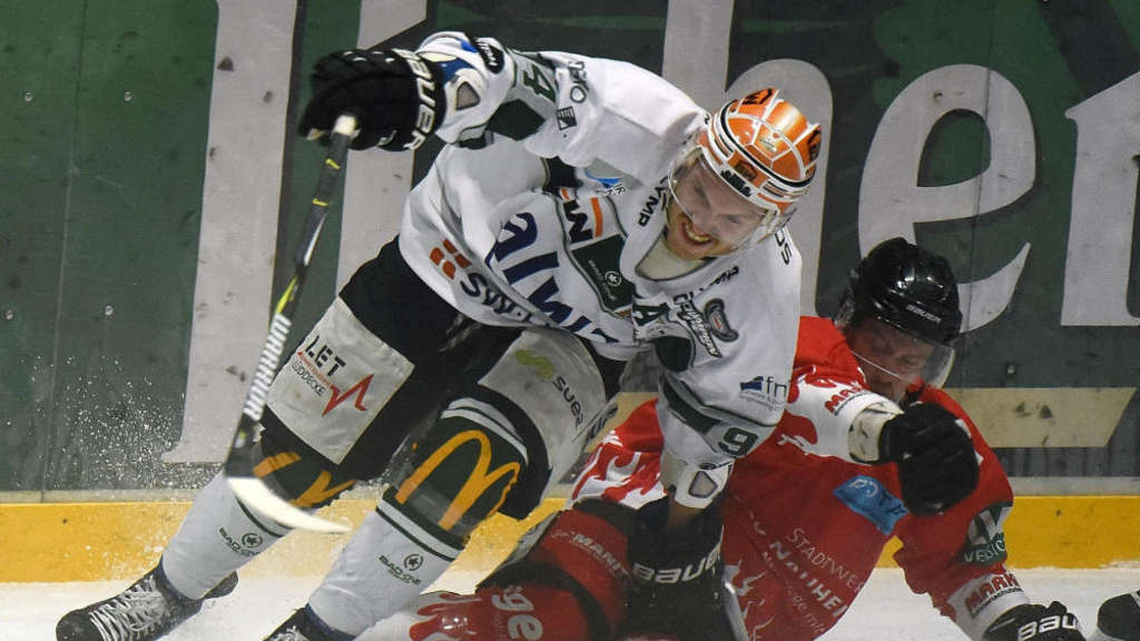 Eishockey DEL2, EC Bad Nauheim - Bietigheim Steelers