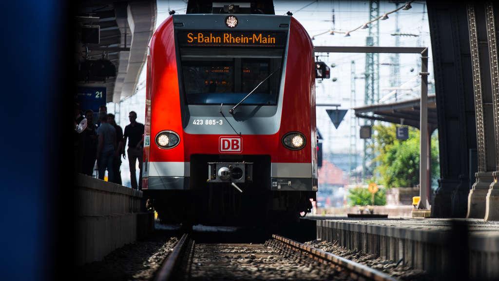 S Bahn Frankfurt Sperrung