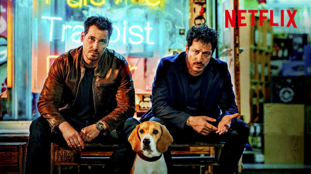 "Gangster-Serie ""Dogs of Berlin"" spaltet die Nation"