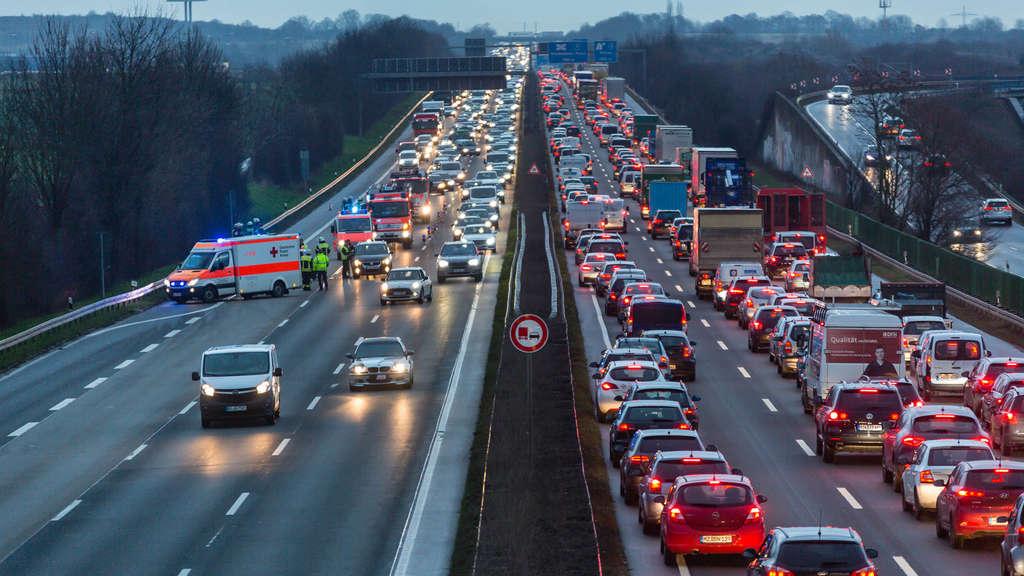 Unfall A66 Heute Höchst