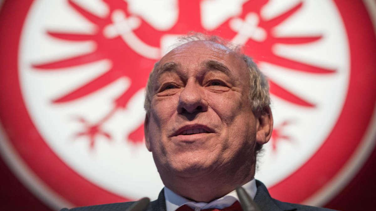 Eintracht Frankfurt Präsident