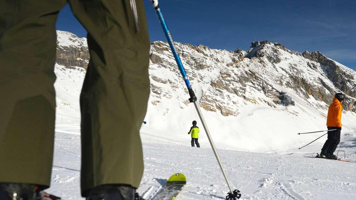 Skifahren Hessen