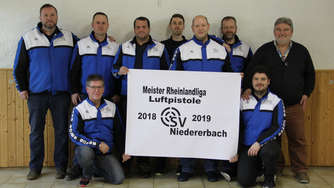 SV Niedererbach will in die 2. Bundesliga