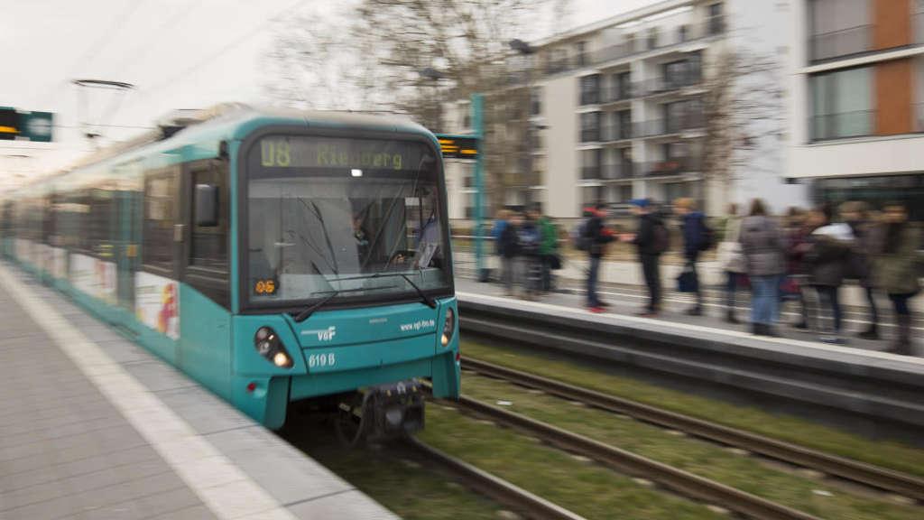Frankfurthessen U Bahn Sanierung Alternativen Für Die