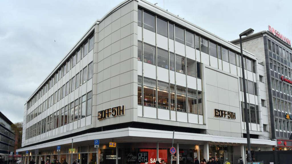 8e3ebb6f135ff4 Design-Outlet an der Hauptwache soll wieder zum Sportgeschäft umgewandelt  werden