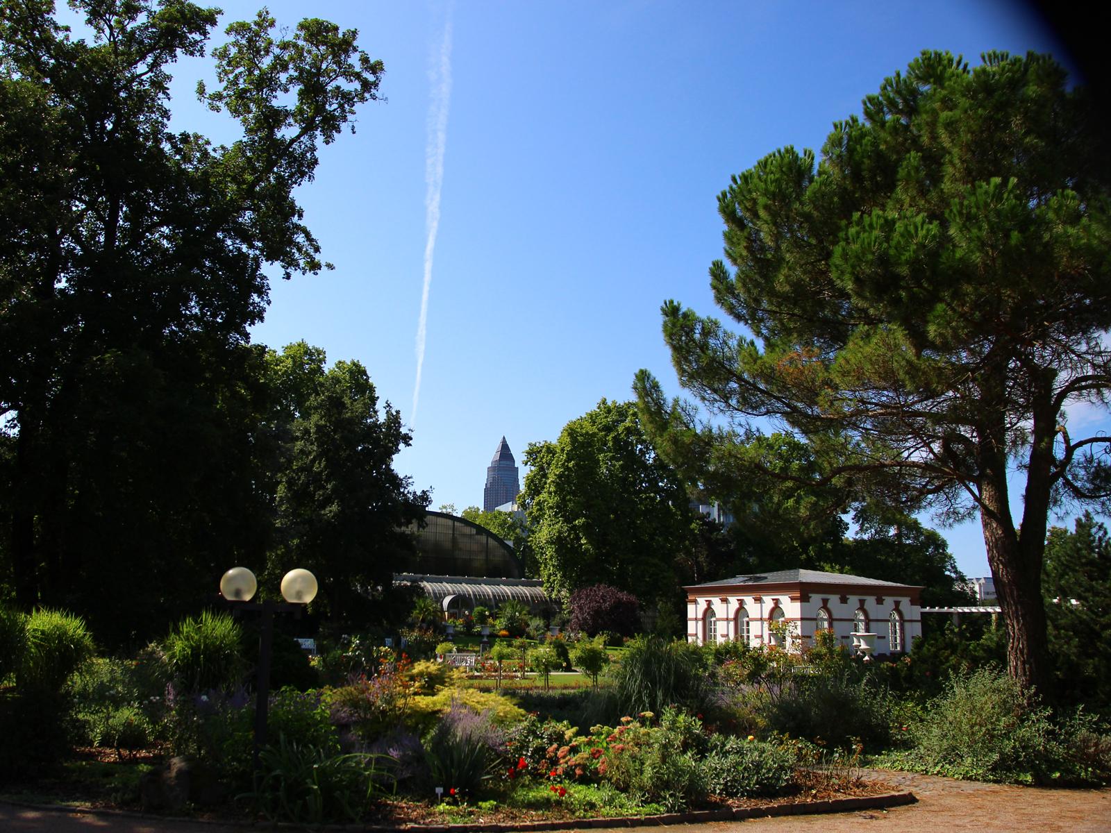 Parken Am Palmengarten