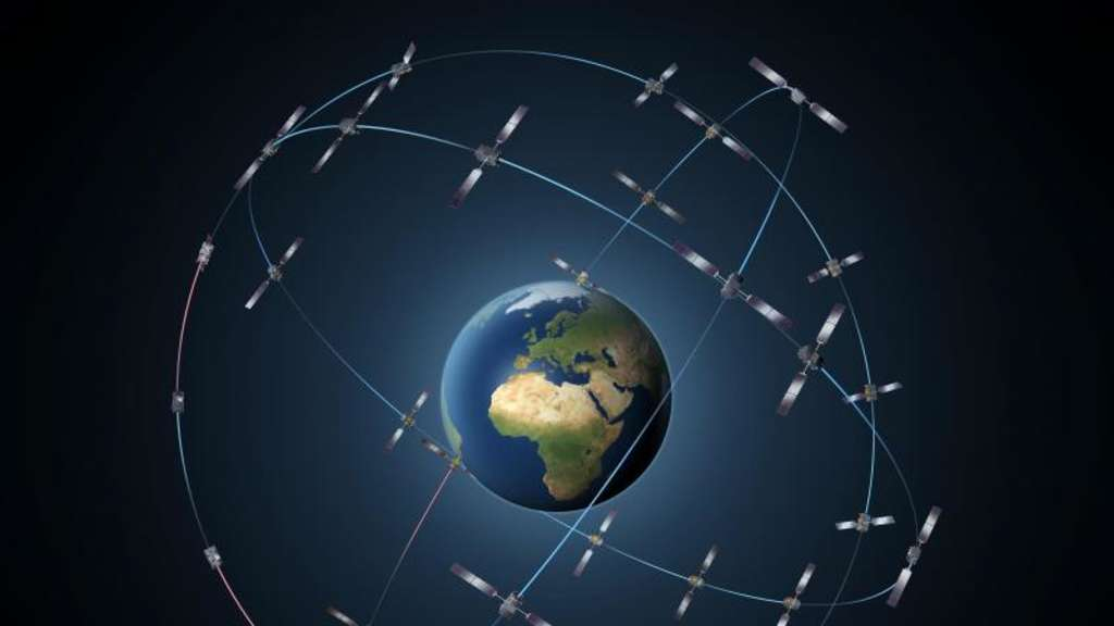 Satellitennavigationssystem Galileo vor der Vollendung