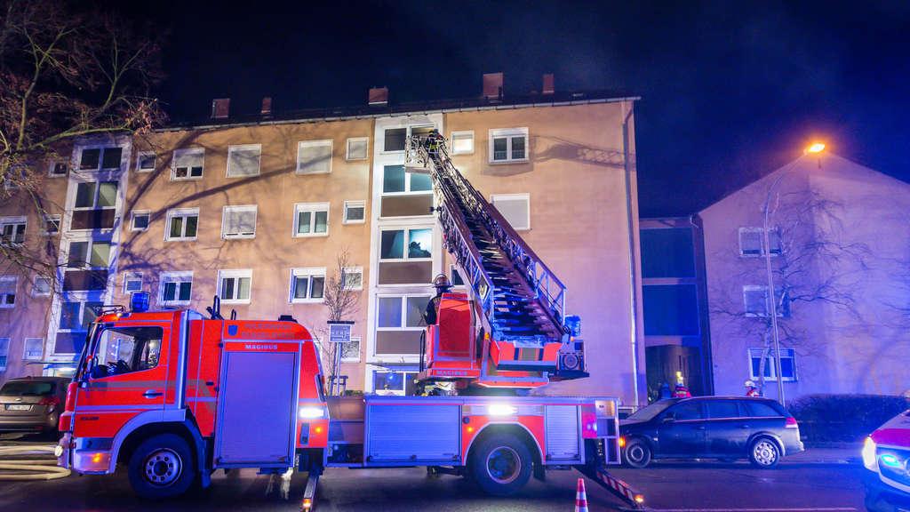 Rüsselsheim Brand
