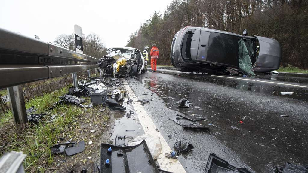 Unfall Wehrheim