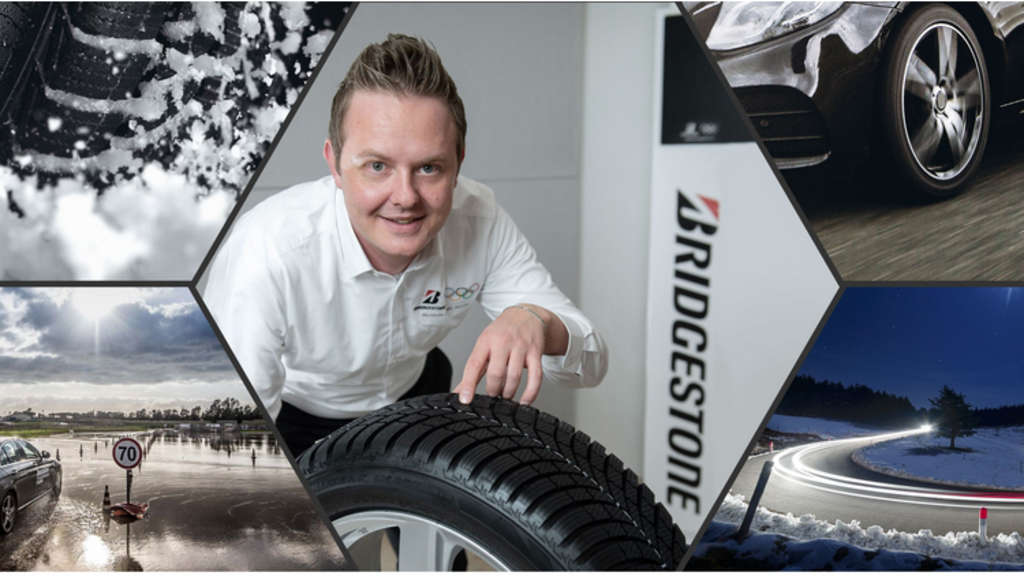 internationales Arbeitsumfeld bei Bridgestone