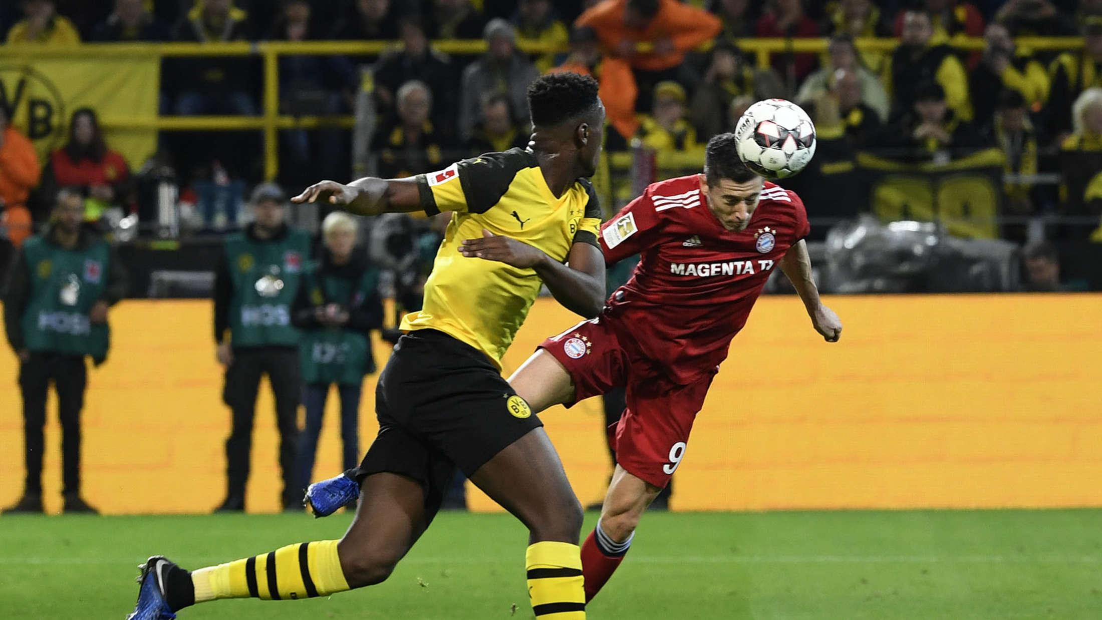 Fussball Dortmund Bayern übertragung