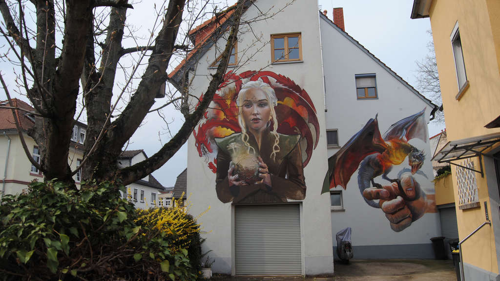 "Das ""Game-of-Thrones""-Fieber grassiert auch in Bad Vilbel."