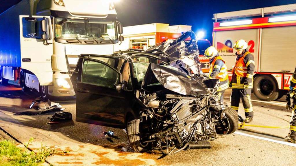 Unfall A3 Bad Camberg Heute