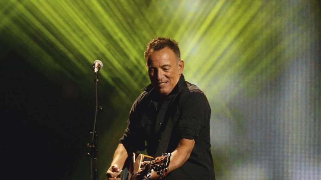 """Western Stars"" - ein akustisches Road-Movie von Bruce Springsteen. Foto: Nathan Denette/The Canadian Press/AP"