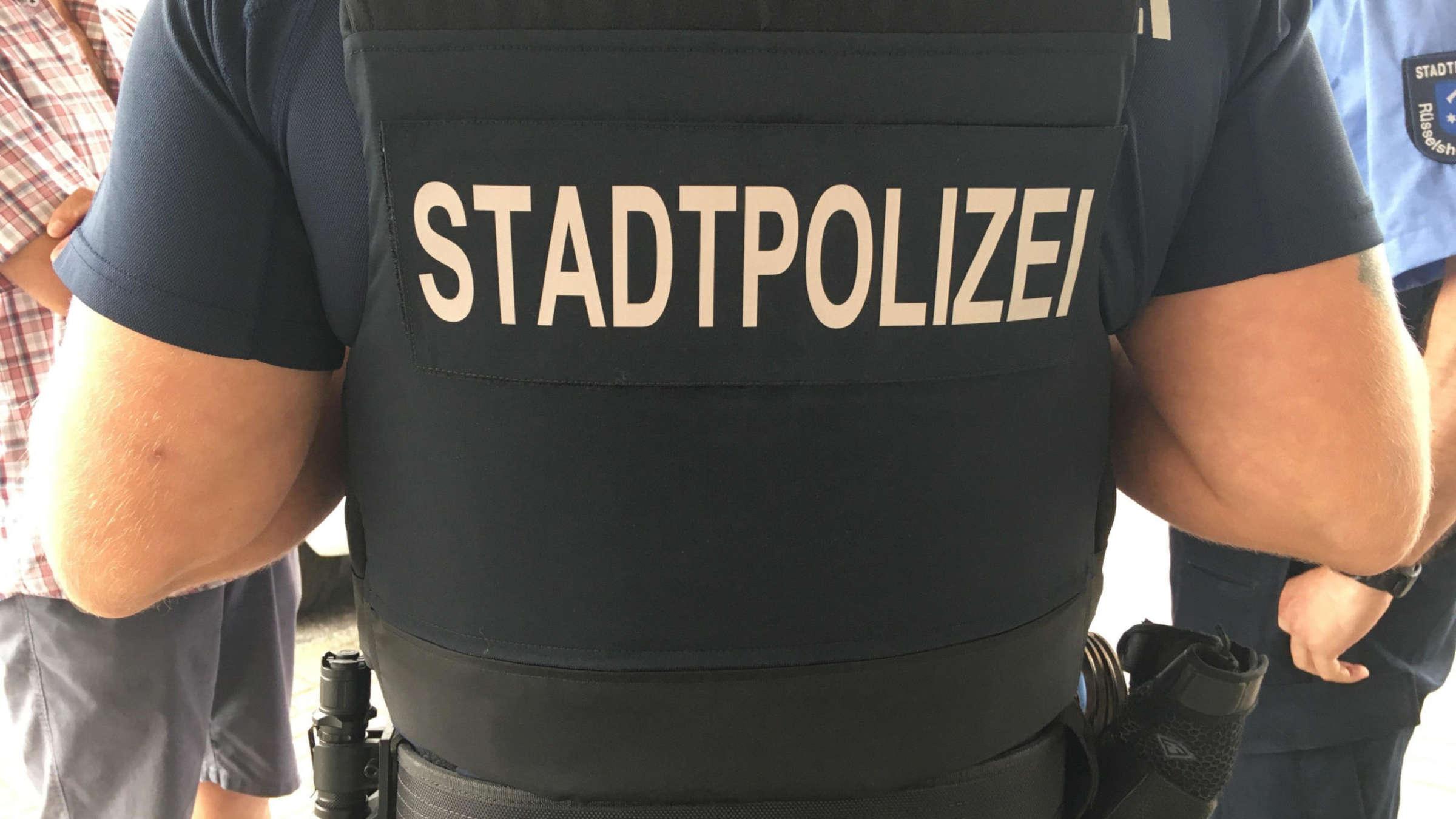 stadtpolizei offenbach