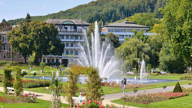 Bad Kissingen - 8 Tage Wellnessreise